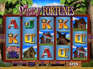 Piggy Fortunes Slot Machine